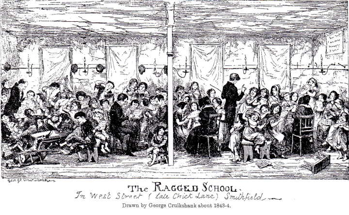 Image result for Henrich ragged school