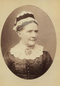 Ann Alison Goodlet in later life