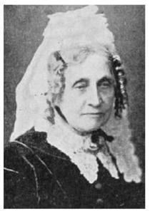 Jane Allen (nee Bowden) (member 1860-1892)