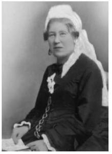 Mary Breilliat (nee Creed) (member 1862-1880)