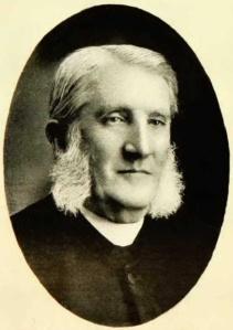 Archdeacon John Douse Langley