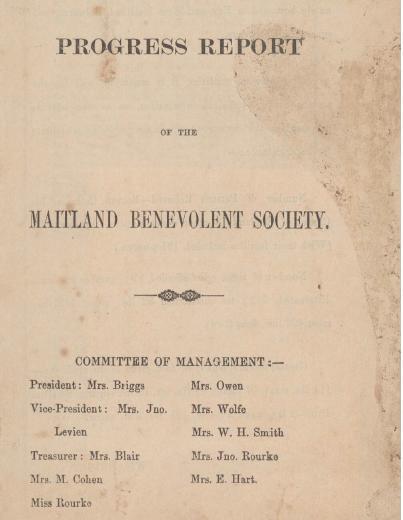William Briggs (1828 – 1910) and Charlotte Sarah neé
