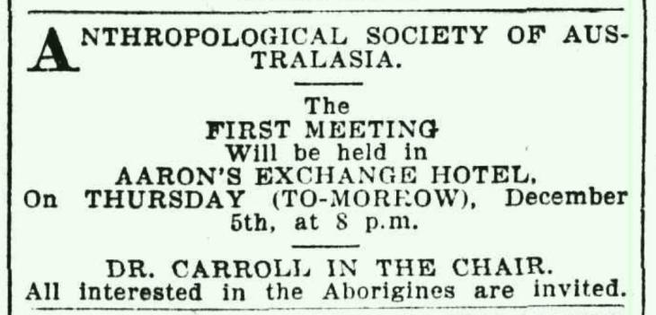 The Daily Telegraph (Sydney, NSW : 1883 - 1930) Wed 4 Dec 1895 Page 1